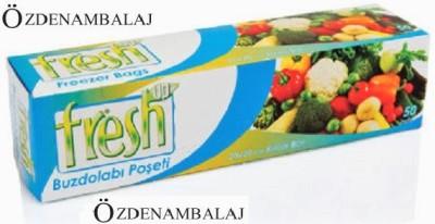 FRESH-UP BUZDOLABI POŞETİ ORTA 30' LU