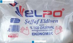 ŞEFFAF ELDİVEN 100'LÜ - Thumbnail